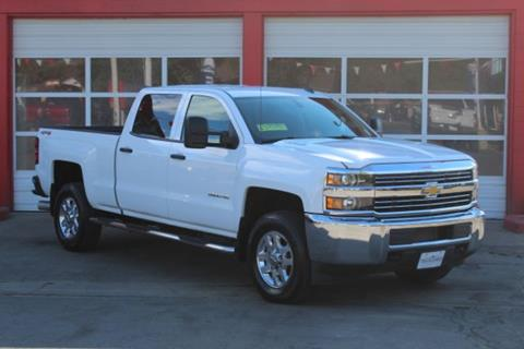 2015 Chevrolet Silverado 2500HD for sale at Truck Ranch in Logan UT