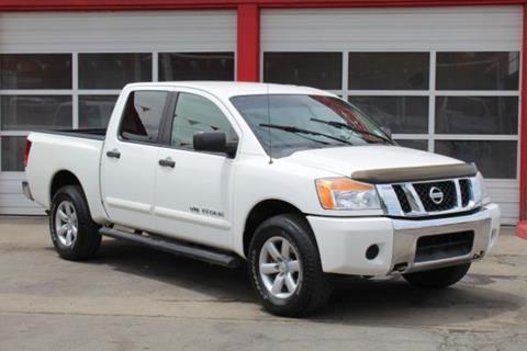 2010 Nissan Titan for sale at Truck Ranch in Logan UT