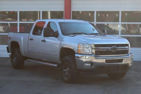 2011 Chevrolet Silverado 3500HD for sale at Truck Ranch in Logan UT