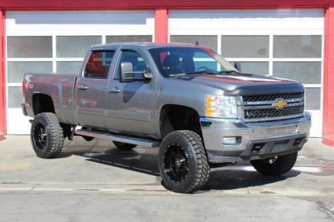 2013 Chevrolet Silverado 2500HD for sale at Truck Ranch in Logan UT