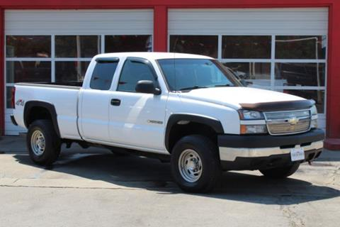 2006 Chevrolet Silverado 2500HD for sale at Truck Ranch in Logan UT
