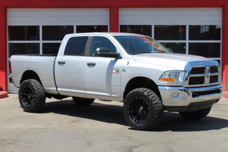 2012 RAM Ram Pickup 3500 for sale at Truck Ranch in Logan UT