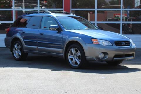 2007 Subaru Outback for sale at Truck Ranch in Logan UT