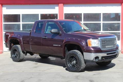 2008 GMC Sierra 2500HD for sale at Truck Ranch in Logan UT