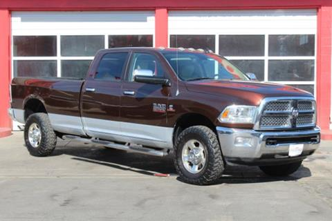 2013 RAM Ram Pickup 2500 for sale at Truck Ranch in Logan UT