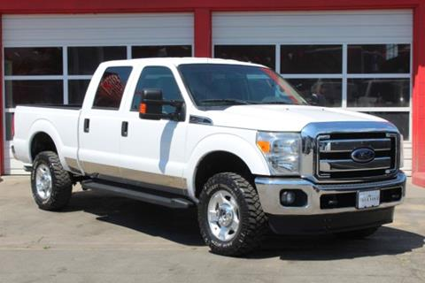 2012 Ford F-250 Super Duty for sale at Truck Ranch in Logan UT