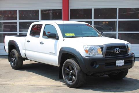 2010 Toyota Tacoma for sale at Truck Ranch in Logan UT
