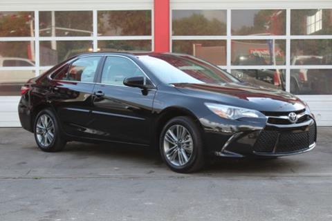 2017 Toyota Camry for sale at Truck Ranch in Logan UT