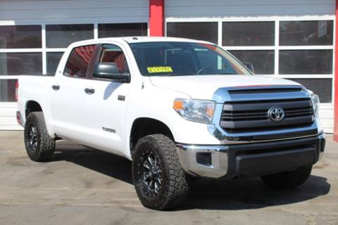 2015 Toyota Tundra for sale at Truck Ranch in Logan UT