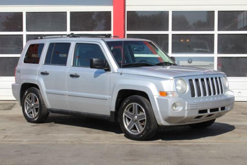 2009 Jeep Patriot for sale at Truck Ranch in Logan UT