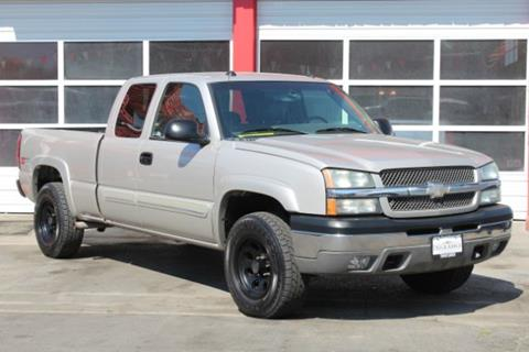 2004 Chevrolet Silverado 1500 for sale at Truck Ranch in Logan UT