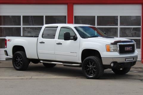 2012 GMC Sierra 2500HD for sale at Truck Ranch in Logan UT