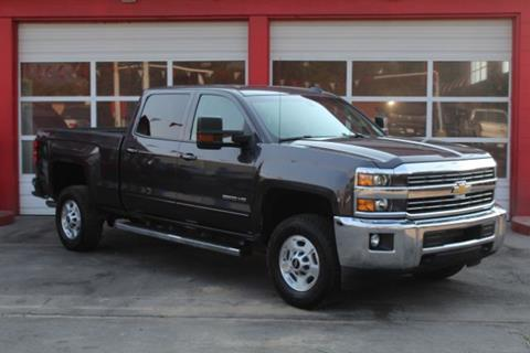 2016 Chevrolet Silverado 2500HD for sale at Truck Ranch in Logan UT