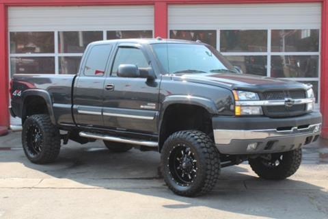2004 Chevrolet Silverado 2500HD for sale at Truck Ranch in Logan UT