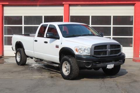 2008 Dodge Ram Pickup 3500 for sale at Truck Ranch in Logan UT