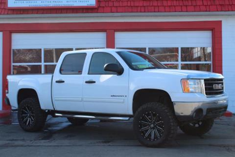 2007 GMC Sierra 1500 for sale at Truck Ranch in Logan UT