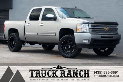 2013 Chevrolet Silverado 1500 for sale at Truck Ranch in Logan UT