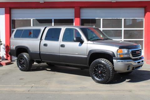 2006 GMC Sierra 2500HD for sale at Truck Ranch in Logan UT