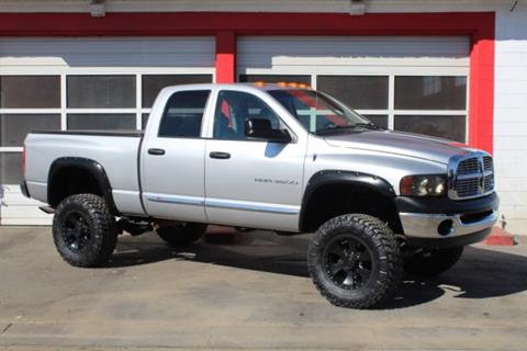 2004 Dodge Ram Pickup 3500 for sale at Truck Ranch in Logan UT