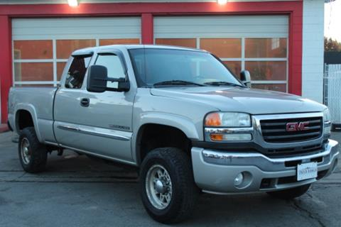 2007 GMC Sierra 2500HD Classic for sale at Truck Ranch in Logan UT