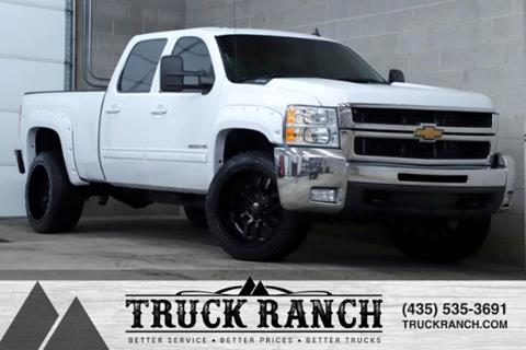 2010 Chevrolet Silverado 2500HD for sale at Truck Ranch in Logan UT