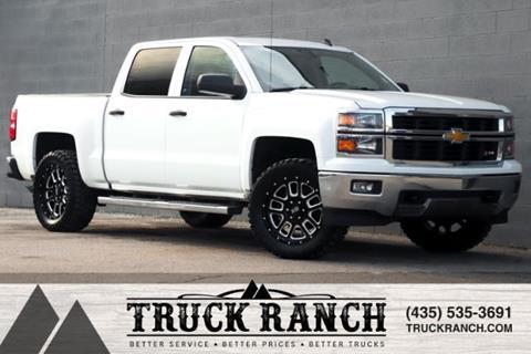 2014 Chevrolet Silverado 1500 for sale at Truck Ranch in Logan UT