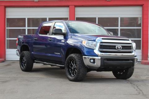 2014 Toyota Tundra for sale at Truck Ranch in Logan UT