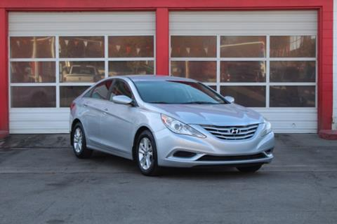 2011 Hyundai Sonata for sale at Truck Ranch in Logan UT