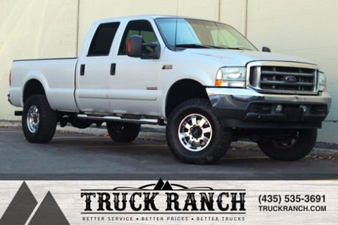 2003 Ford F-350 Super Duty for sale at Truck Ranch in Logan UT
