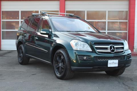 2007 Mercedes-Benz GL-Class for sale at Truck Ranch in Logan UT