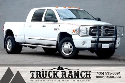 2007 Dodge Ram Pickup 3500 for sale at Truck Ranch in Logan UT