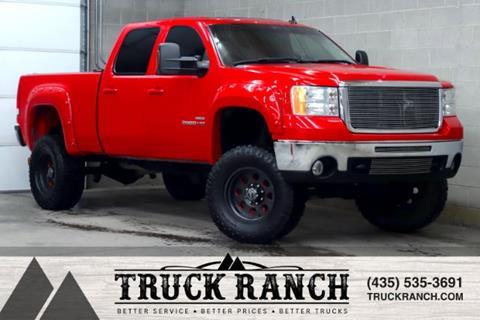 2007 GMC Sierra 2500HD for sale at Truck Ranch in Logan UT