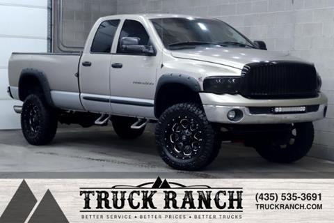 2003 Dodge Ram Pickup 2500 for sale at Truck Ranch in Logan UT