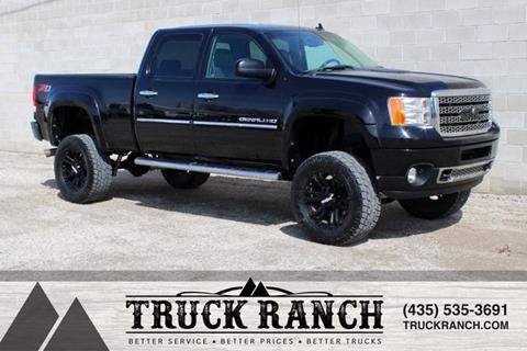 2014 GMC Sierra 2500HD for sale in Logan, UT