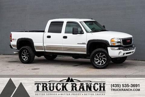 2006 GMC Sierra 2500HD for sale in Logan, UT