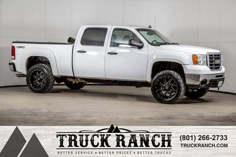 2008 GMC Sierra 2500HD for sale in Logan, UT