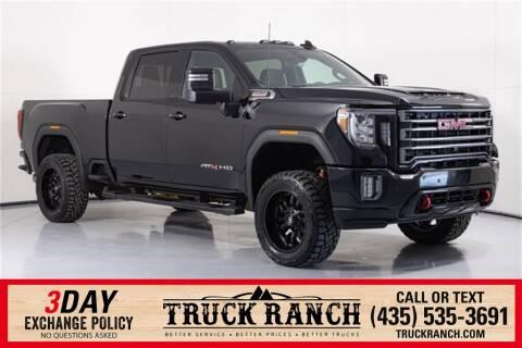 2020 GMC Sierra 2500HD for sale at Truck Ranch in Logan UT