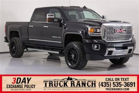 2019 GMC Sierra 2500HD for sale at Truck Ranch in Logan UT