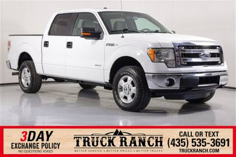 2014 Ford F-150 for sale at Truck Ranch in Logan UT