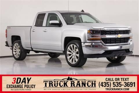 2017 Chevrolet Silverado 1500 for sale at Truck Ranch in Logan UT