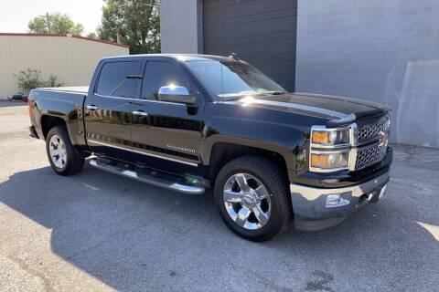 2015 Chevrolet Silverado 1500 for sale at Truck Ranch in Logan UT