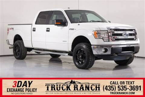 2013 Ford F-150 for sale at Truck Ranch in Logan UT