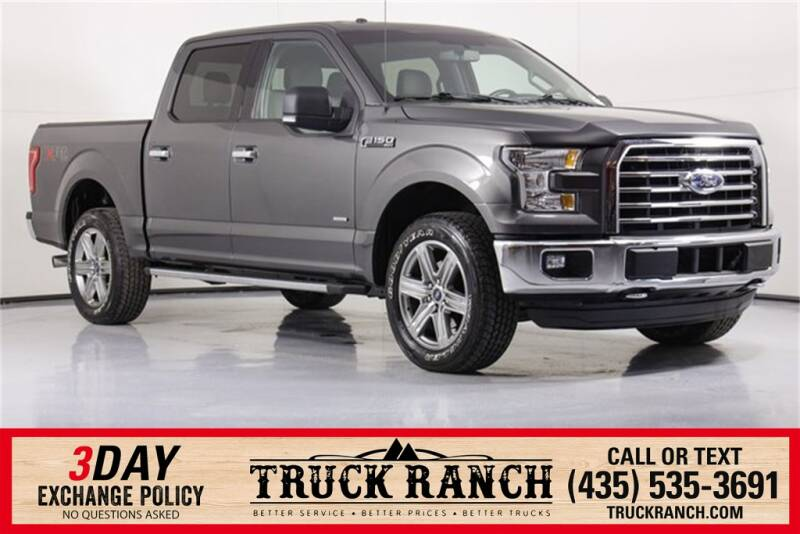 2015 Ford F-150 for sale at Truck Ranch in Logan UT
