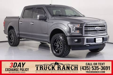 2017 Ford F-150 for sale at Truck Ranch in Logan UT