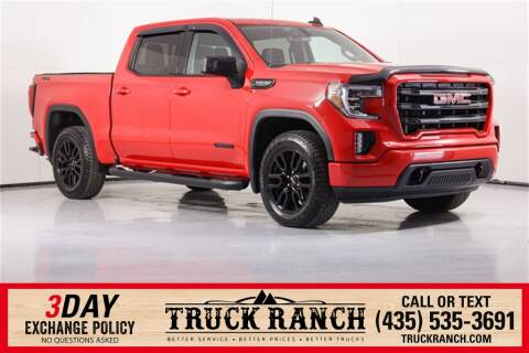 2019 GMC Sierra 1500 for sale at Truck Ranch in Logan UT