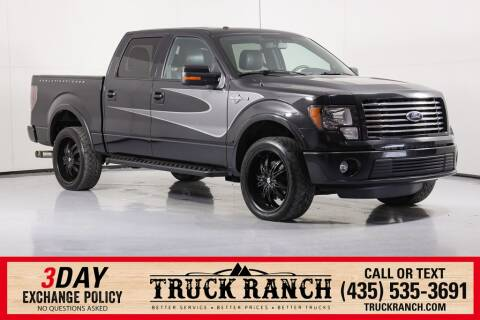 2012 Ford F-150 for sale at Truck Ranch in Logan UT