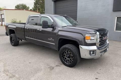 2015 GMC Sierra 2500HD for sale at Truck Ranch in Logan UT