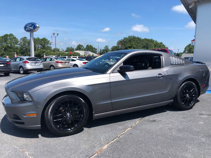 2014 Ford Mustang V6 Premium In Thomasville Ga Price Point Car Sales
