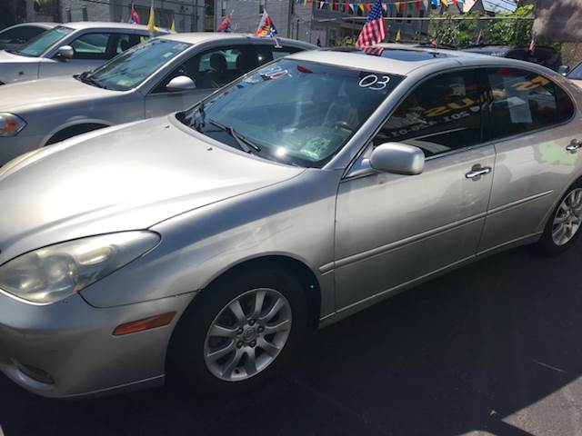 2003 Lexus ES 300 For Sale At Best Cars R Us LLC In Irvington NJ