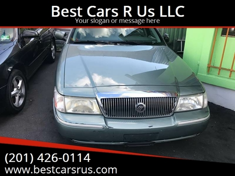 2005 Mercury Grand Marquis for sale at Best Cars R Us LLC in Irvington NJ